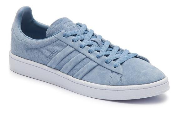 Liquidando! Tênis adidas Originals Campus - Blue #42br 10us