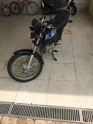 Honda Titan 125 Ks