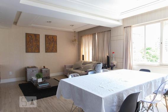 Apartamento No 3º Andar Com 3 Dormitórios E 2 Garagens - Id: 892990311 - 290311