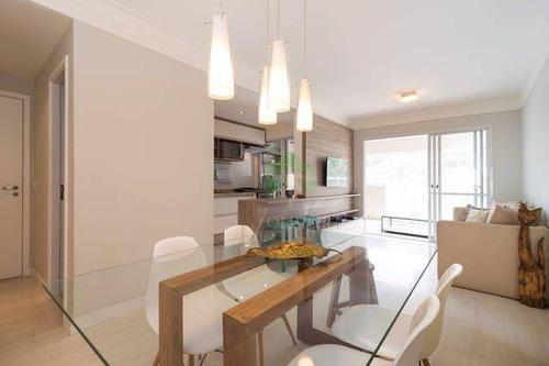 Apartamento À Venda, 75 M² Por R$ 636.000,00 - Vila Andrade - São Paulo/sp - Ap2154