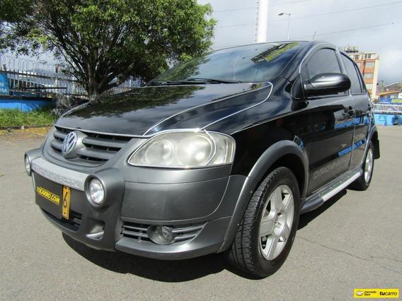 Volkswagen Crossfox Mt Fe 1600