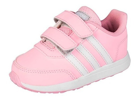 Tenis adidas Vs Switch 2 Cmf Rosa Tallas De #11 A #16 Bebes