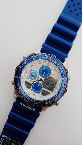 Citizen C300 Blue Impulse