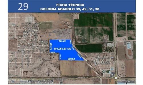 Invierte En Un Terreno Habitacional Para Desarrollo En Mexicali B. C