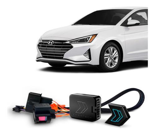 Módulo Acelerador Shiftpower Bluetooth Elantra Hyundai 19