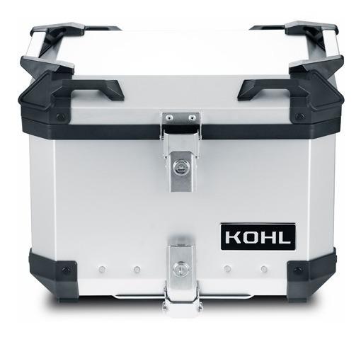 Baúl Trasero Kohl Kh1a.3 Top Case Universal Moto 40 Lts