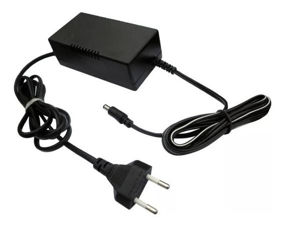 Fonte 12v 5a 60w 12 Volts 5 Amperes Chaveada Com Plug P4