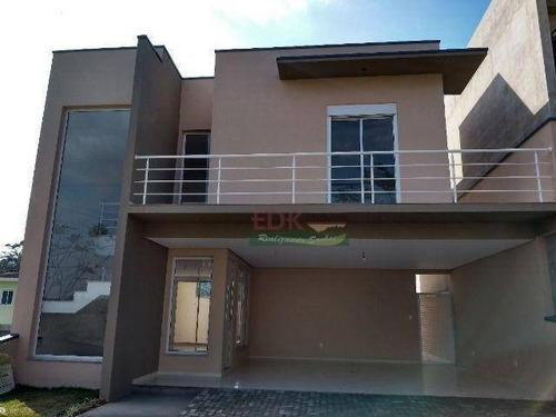 Imagem 1 de 20 de Sobrado Com 3 Dormitórios À Venda, 212 M² Por R$ 829.000 - Vila Moraes - Mogi Das Cruzes/sp - So1098