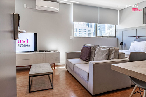 Imagem 1 de 15 de Apartamento - Itaim Bibi - Ref: 961 - L-961