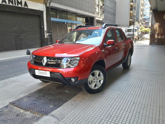Renault Duster Oroch Outsider Plus 2019 0km 4x4 Usado Hilux