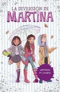 La Diversión De Martina - Aventuras En Londres - Sudamerican