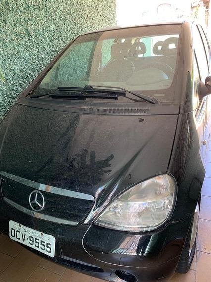 Mercedes-benz Classe A 1.9 Elegance 5p Manual