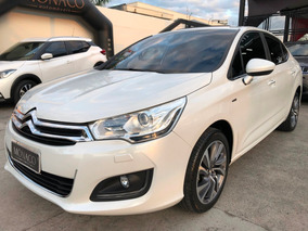 Citroen C4 Lounge Exclusive 1.6 Tb Flex Automático