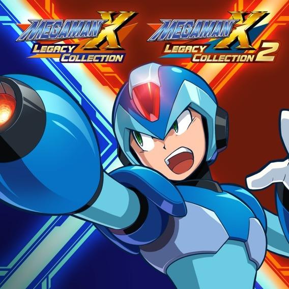 Mega.man.x.legacy.collection X1 E X2 Pc Fgamer