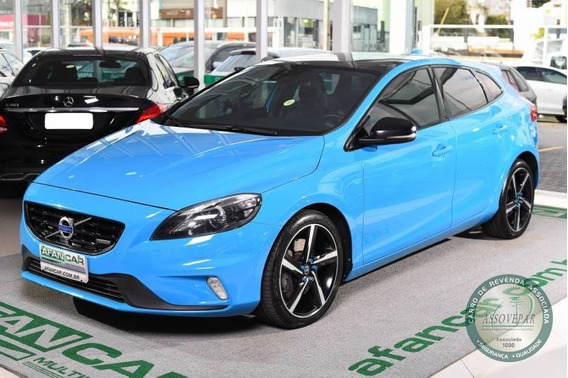 Volvo V40 T5 R Design 2.0 Turbo Aut./2014
