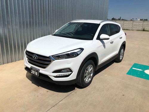 Imagen 1 de 15 de Hyundai Tucson 2018 5p Limited L4/2.0 Aut
