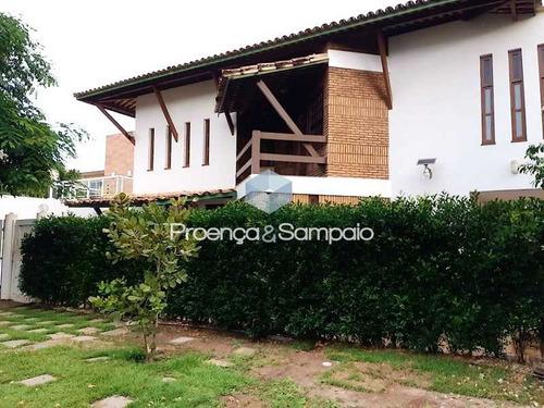 Casa A Venda, Villas Do Atlântico, Lauro De Freitas, Bahia - Psca30001