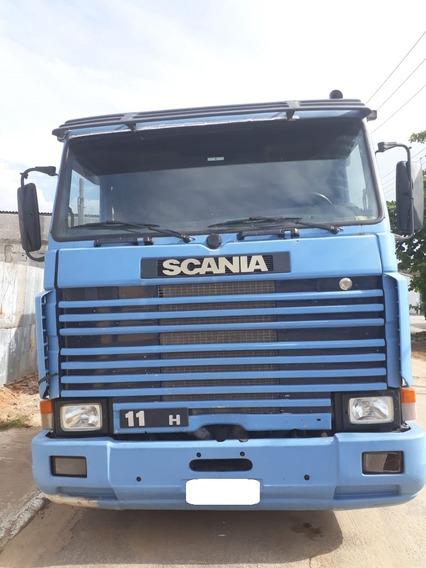 Scania R 113 H 4x2 320 Ano 1995/1995 ( Conjunto )