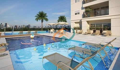 Apartamento À Venda, 65 M² Por R$ 410.000,00 - Jardim Flor Da Montanha - Guarulhos/sp - Ap0116