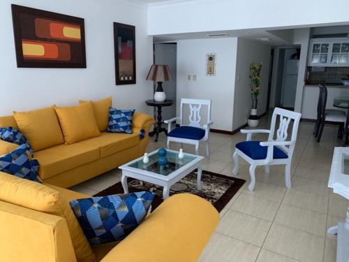 Apartamento En Alquiler Amueblado En Paraíso