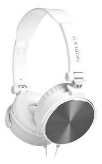 Auricular Noblex Hp97 Plegable Manos Libres Mic Gtia Oficial