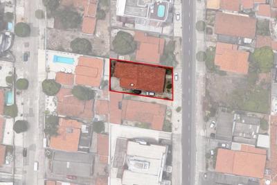 Área Residencial À Venda, Manaíra, João Pessoa. - Ar0008