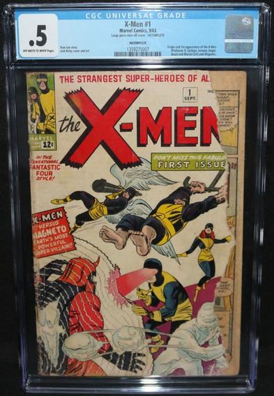 X-men # 1 (1963) Original Americana.