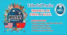 Aprende A Importar Desde China Y Ee.uu. Taller Full Practico