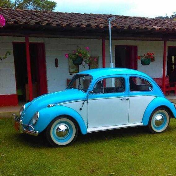Volkswagen Escarabajo Cupee