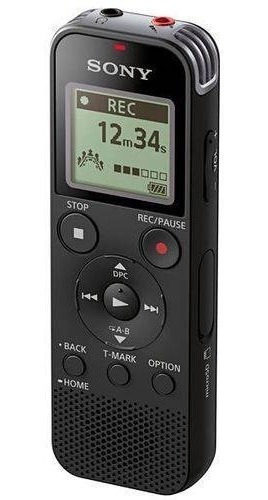 Gravador De Voz Profissional Sony Px470 Mp3 Expansível E Usb