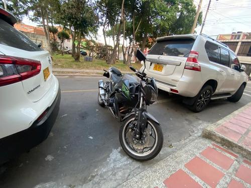 Vendo Hermosa Kawasaki Z250 Modelo 2016