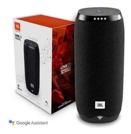 Jbl Link 20 Bluetooth Original Lacrada Com Nota Fiscal