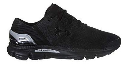 Tênis Under Armour Ua Charged Intake 2 Masculino Preto