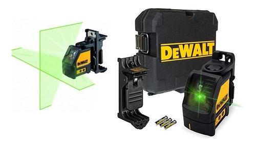 Imagen 1 de 1 de Nivel Laser Dewalt Autonivelante Dw088cg Green