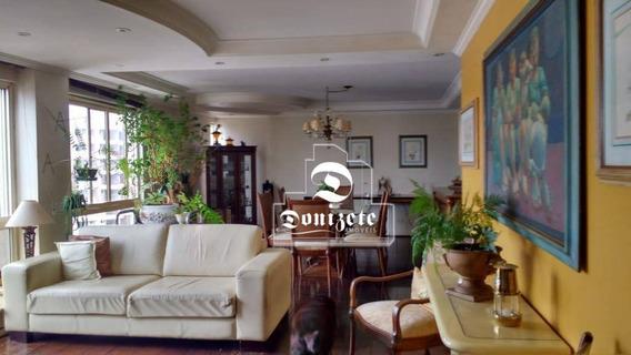 Apartamento Com 4 Dormitórios À Venda, 190 M² Por R$ 649.000,01 - Vila Assunção - Santo André/sp - Ap2847