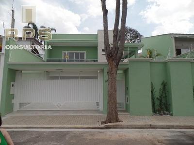 Casa Sobrado Para Venda Na Vila Gardênia Em Atibaia - Ca00302 - 31993127