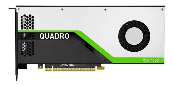 Placa de vídeo Nvidia PNY Quadro RTX Series RTX 4000 VCQRTX4000-PORPB 8GB