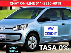 Vw Volkswagen Up! 1.0mpi High 5 Puertas Disponible