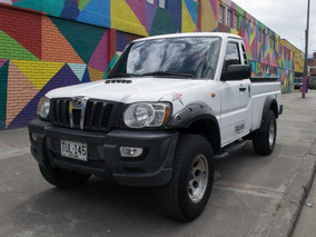 Mahindra Pick Up 2012