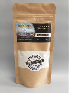 Kit De 2 Zeólitas Premium Informadas 100 Gr