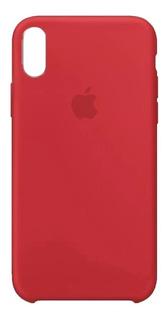 Capinha Aveludada Apple iPhone 6 6s 7 8 Plus X Xr Xs Max