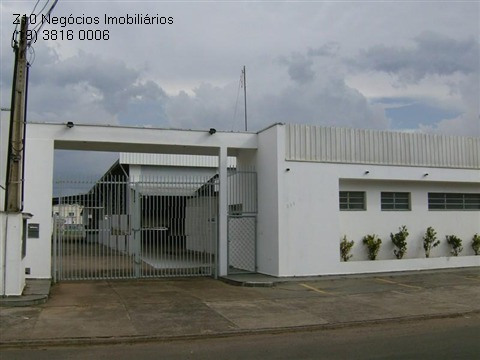Galpão - Gl0157 - 1782802