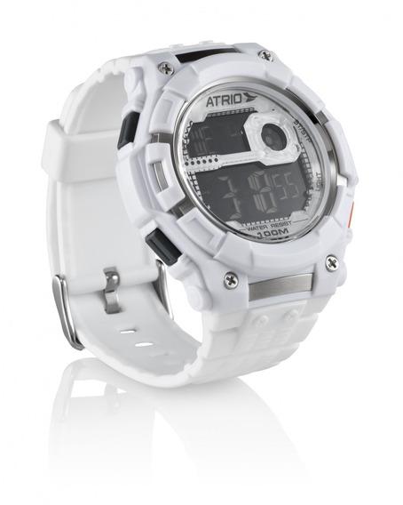 Relógio Masculino Nickel Branco