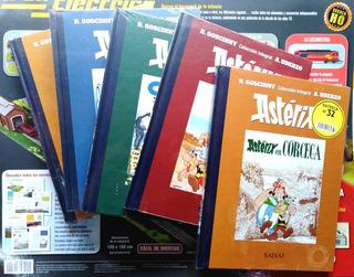 Colección Asterix Salvat Atrasados Números Nuevos
