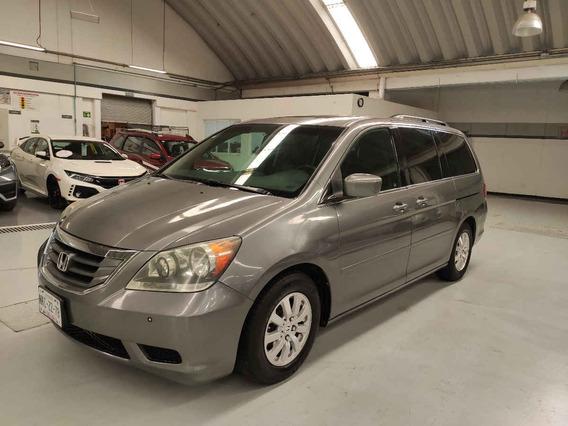 Honda Odyssey 2009 5p Exl Minivan Aut Cd Q/c Dvd