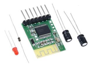 Modulo Receptor Audio Bluetooth 4.0 Stereo Hi Fidelidad 5v