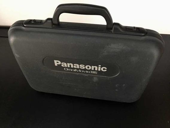 Câmera Filmadora Vhs Panasonic Af X8