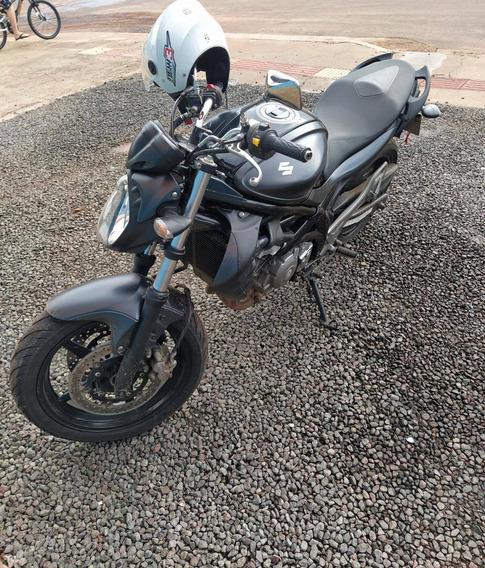 Suzuki Gladios 650 Cc