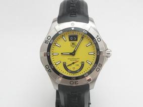 Relógio Tag Heuer Aquaracer Grand Date Waf1012 - Original