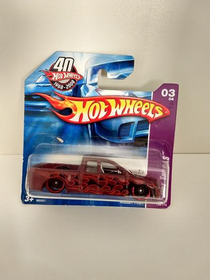 Hot Wheels - Hot Trucks/2008 - Nissan Titan